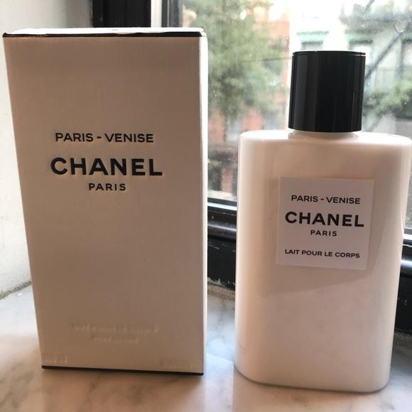 Chanel Makeup Brand New Paris Venice Body Lotion Poshmark